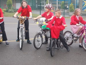 Bike Week Cycle Parade